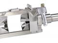 EFA Z13 Hydraulic guillotine style dehorner